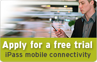 Apply for a Free Trial - iPass mobile connectivity