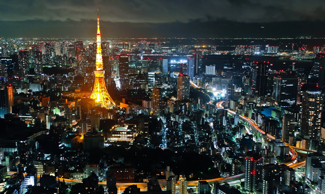 tokyo is covered in hotspots from restaurants to hotels and more ipass