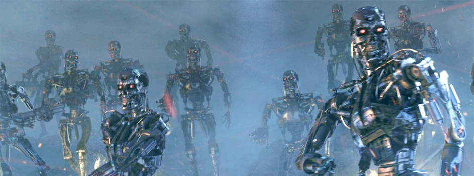 2016: The Dawn of Skynet